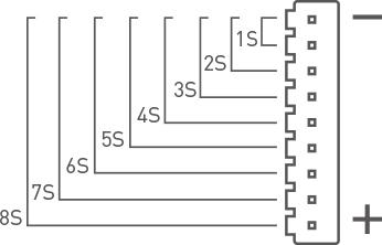 ISDT SC-BG-8S