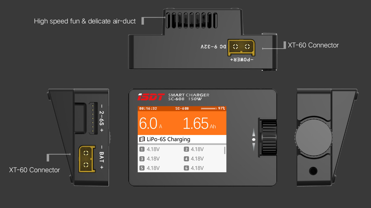 ISDT SC-608