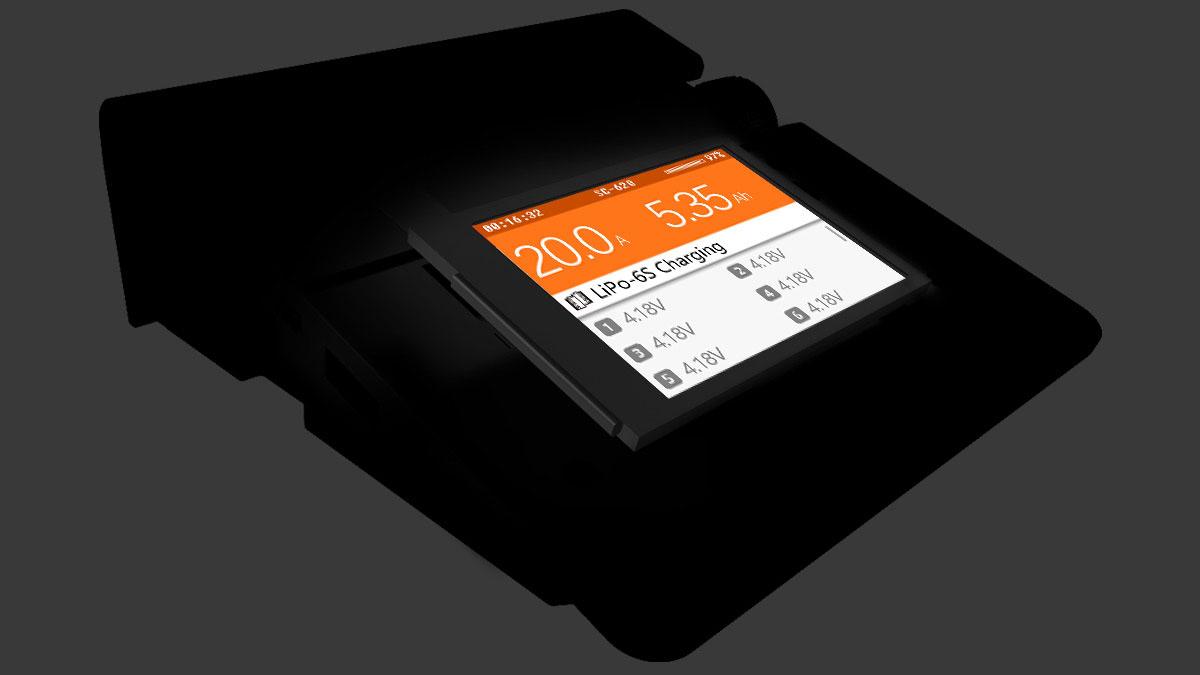 ISDT SC-620